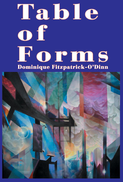 Table of Forms, cover art by Scott Westgard.
